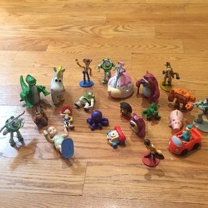 Other - Lot if assorted toy story figures